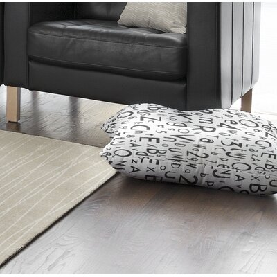 Alger My ABC and 123 Outdoor Floor Pillow Size: 26