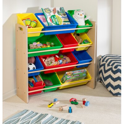 Irwin Sort and Store Toy Organizer Finish: Primary Colors ZMIE3299 39893369