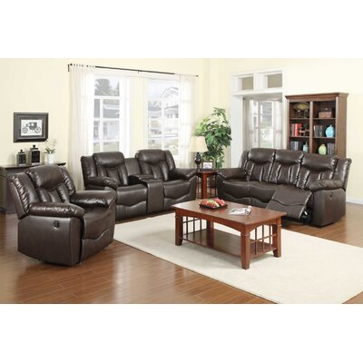 James 3 Piece Living Room Set