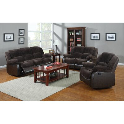 Aiden 3 Piece Living Room Set