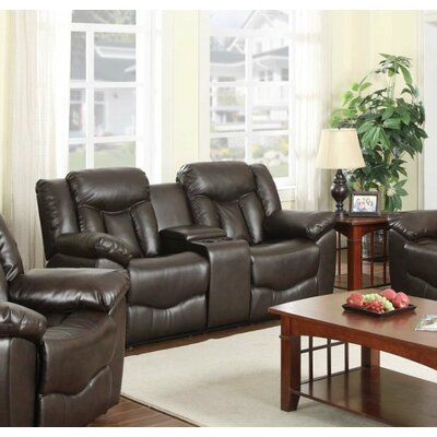 71006-92 NHHM1038 NathanielHome James Motion Loveseat