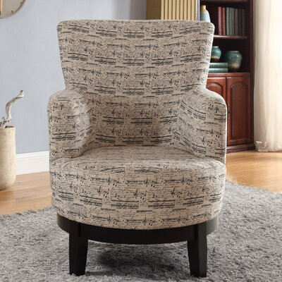 Gianna Swivel Arm Chair