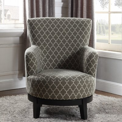London Swivel Armchair