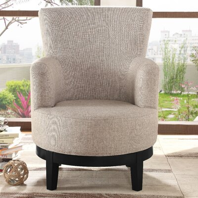 Armchair Upholstery: Light Brown