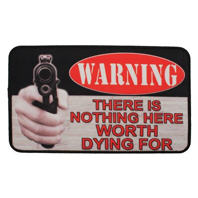 There Is Nothing Doormat