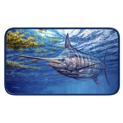 Marlin Door Mat