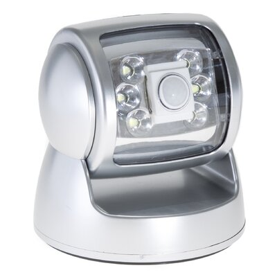Wireless Motion Sensor 6 LED Security Light