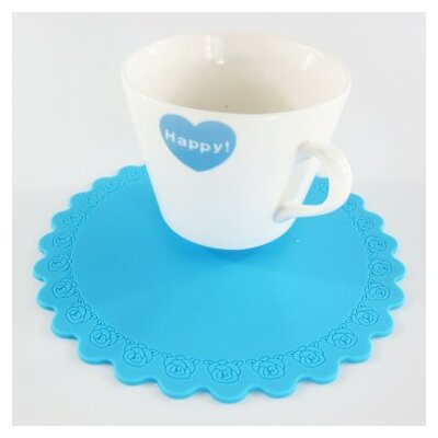Silicon Cup Mat K-21BLU