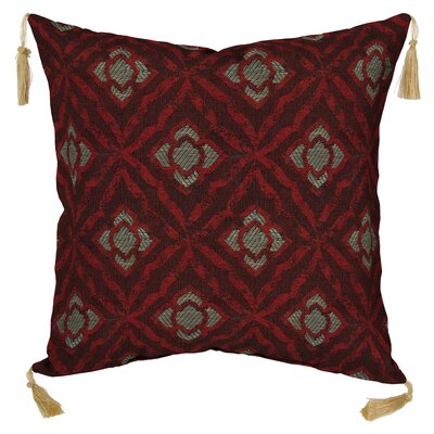 Geo Floral Toss Outdoor Throw Pillow