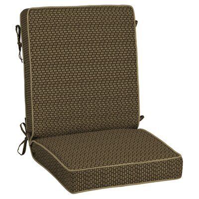 Rhodes Texture Outdoor Lounge Chair Cushion