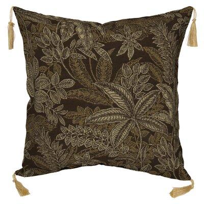Palmetto Toss Outdoor Throw Pillow
