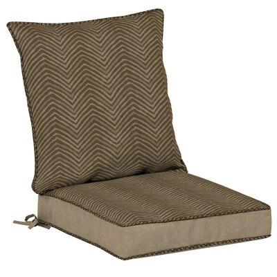 Zebra Snap Dry� Outdoor Dining Seat Cushion