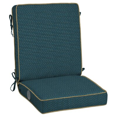 Rhodes Adjustable Comfort Outdoor Lounge Chair Cushion