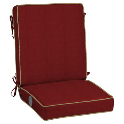 Texture Adjustable Comfort Outdoor Lounge Chair Cushion
