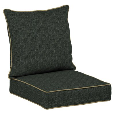 Tangier Stitch Snap Dry� Outdoor Deep Seat Cushion