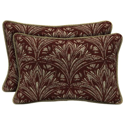 Royal Zanzibar Outdoor Lumbar Pillow Size: 15 H x 22 W x 6 D