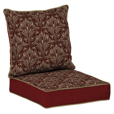 Royal Zanzibar Snap Dry Outdoor Deep Seat Cushion