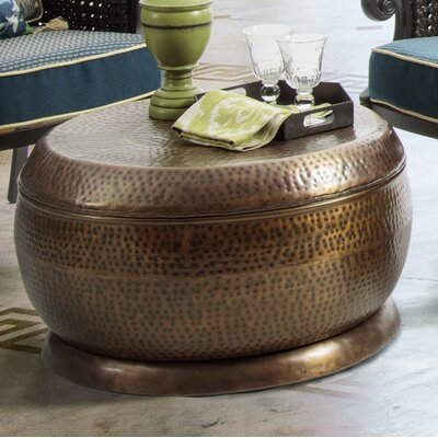 Madras Coffee Table Finish: Antique Copper