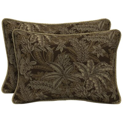 Palmetto Outdoor Lumbar Pillow