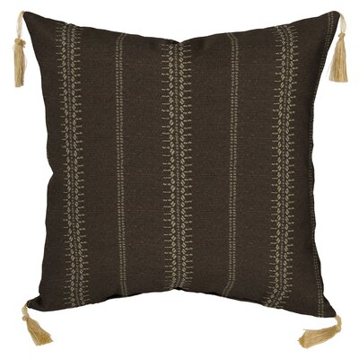 Trevor Stripe Outdoor Throw Pillow