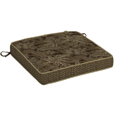 Palmetto Outdoor Dining Chair Cushion