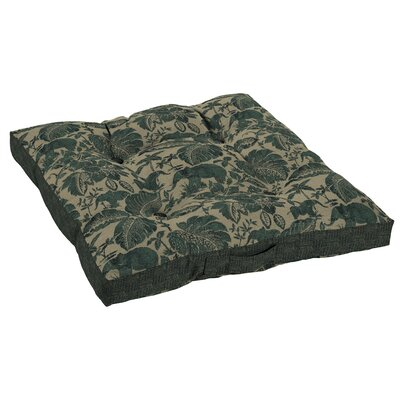 Casablanca Elephant Outdoor Floor Pillow