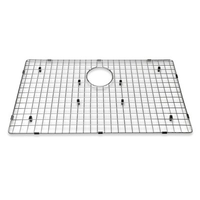 29.75 x 16.75 Kitchen Sink Bottom Grid