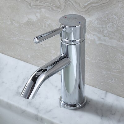 Vessel Faucet Single Faucet Finish: Chrome