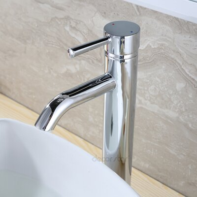Vessel Sink Faucet Color: Chrome