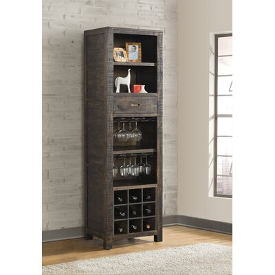 Glenwood Pines 6 Bottle Floor Wine Cabinet