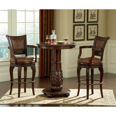 Hassler Pub Table Set