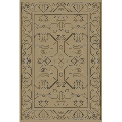 Singita Hand Woven Gray Area Rug Rug Size: Rectangle 8 x 10