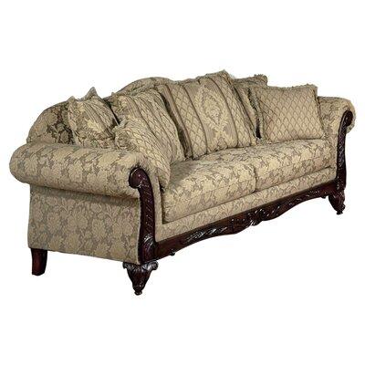Serta Upholstery Belmond Sofa Upholstery: Clarissa Carmel/Talbert/Tally Carmel