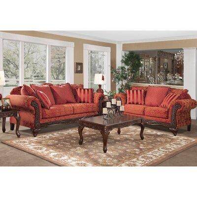 Astoria Grand ASTG1126 26702921 Serta Upholstery Belmond Loveseat Upholstery