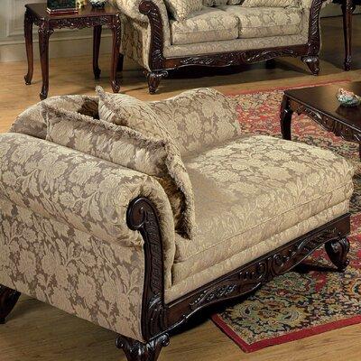 Serta Upholstery Belmond Chaise Lounge Upholstery: Clarissa Carmel / Talbert / Tally Carmel