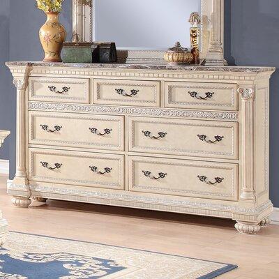 Clearwell 7 Drawer Dresser