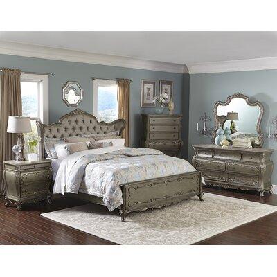 Florentina Panel Customizable Bedroom Set