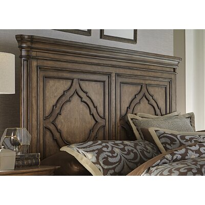 Chugwater Panel Headboard Size: King