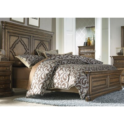 Valle Panel Bed