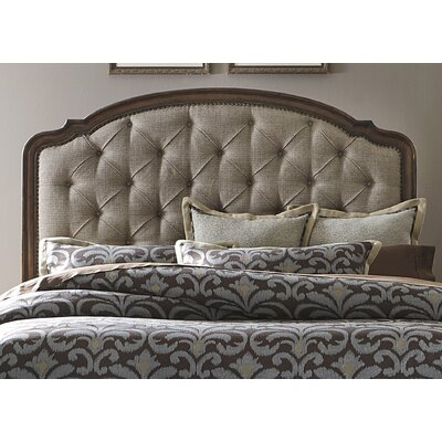 Blenheim Upholstered Panel Headboard Size: Queen