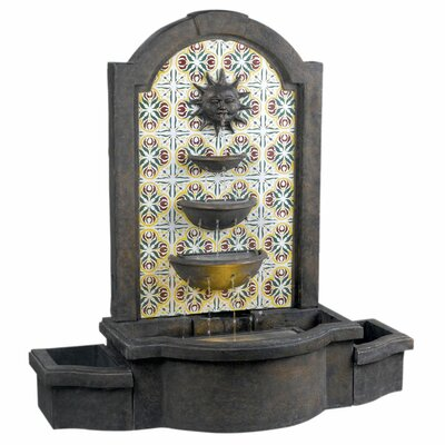 Astoria Grand Carleton Resin Floor Fountain