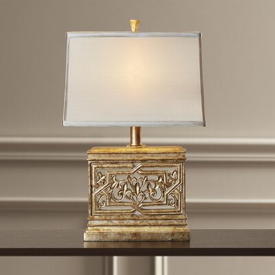 Waverly 25 Table Lamp Bulb Type: Halogen