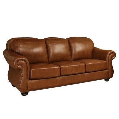 Las Ventanas Leather Sofa