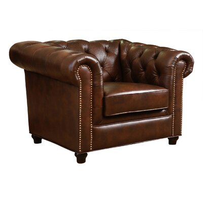 Curley Chesterfield Chair