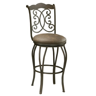 Bernardina 26 Swivel Bar Stool