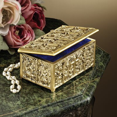 Cathedral Reliquary Box