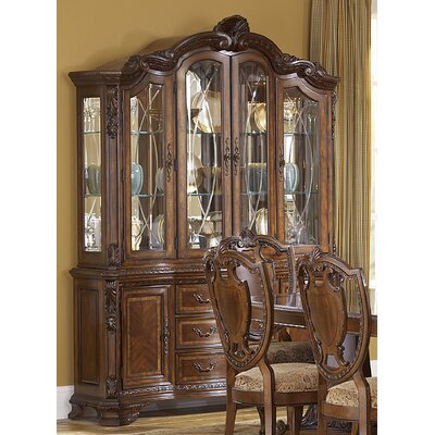 Brussels Standard China Cabinet