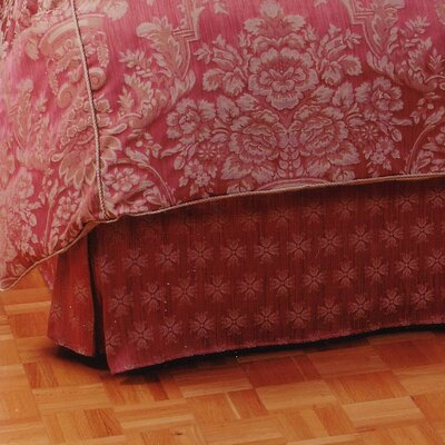 Mena House Bed Skirt Size: Twin