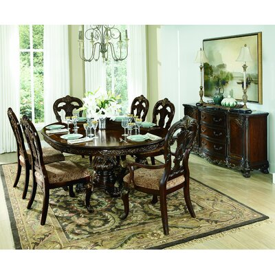 Chalus 7 Piece Dining Set