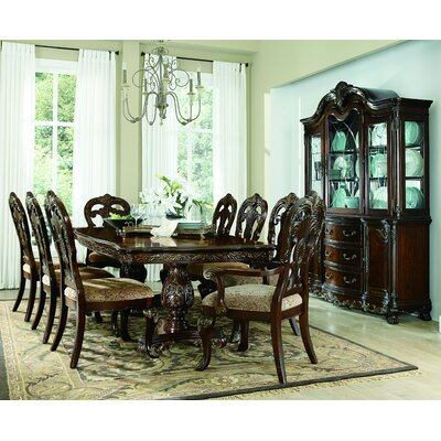 Chalus 9 Piece Dining Set